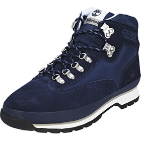 Timberland Euro Hiker - Chaussures Homme - Fabric/Leather bleu
